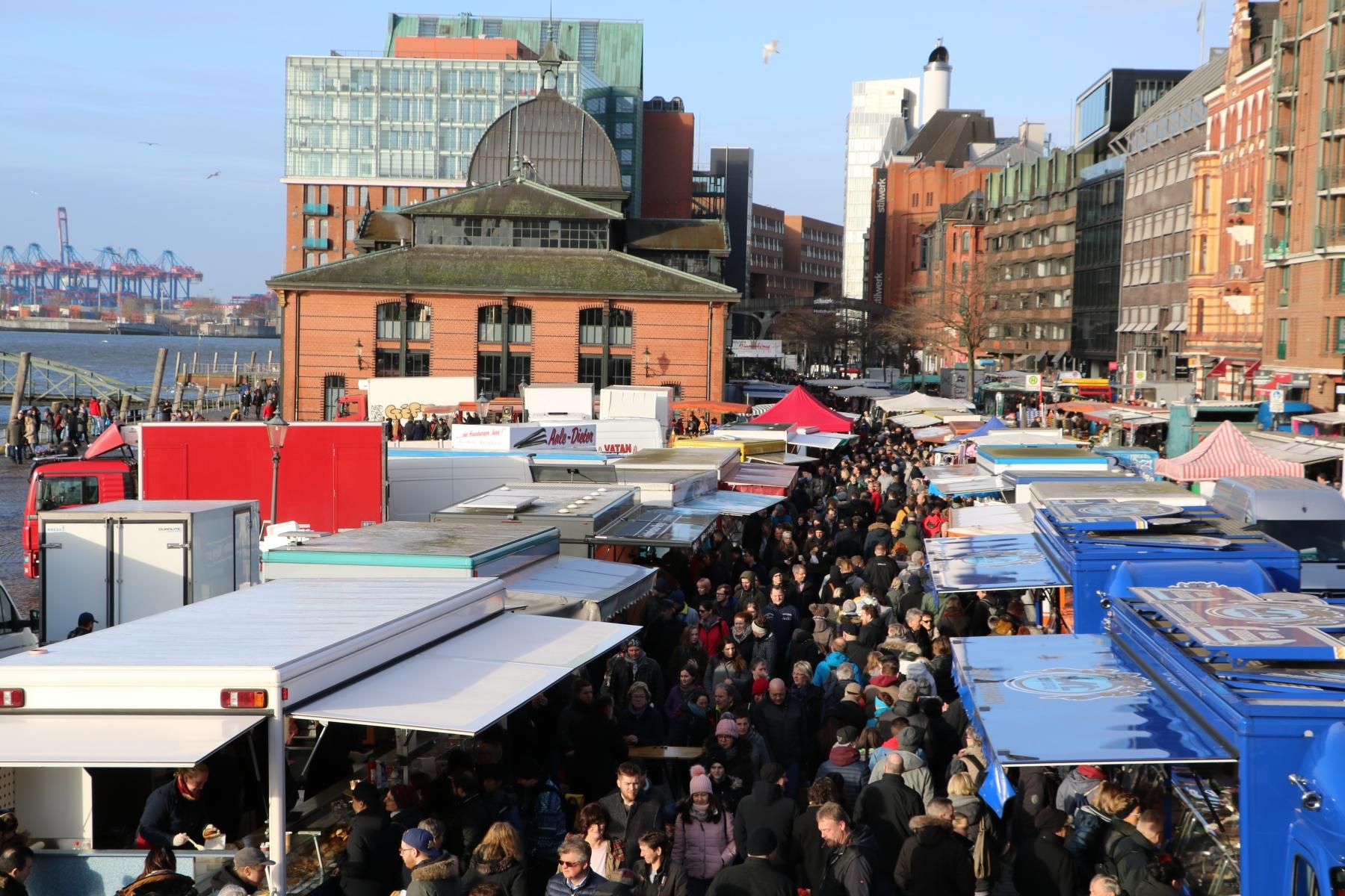 Hamburger-Fischmarkt